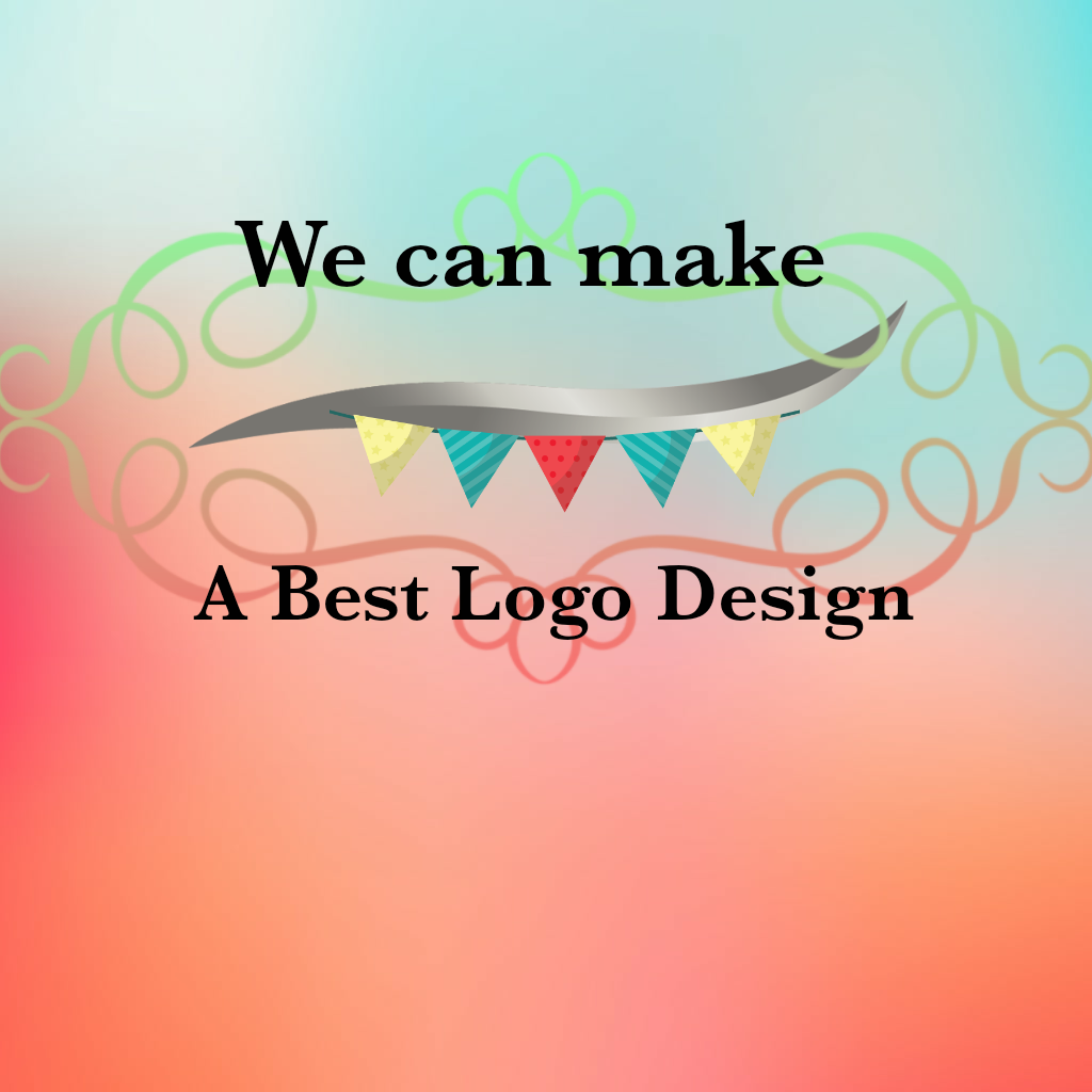 We can make great Logo in short Time delivery