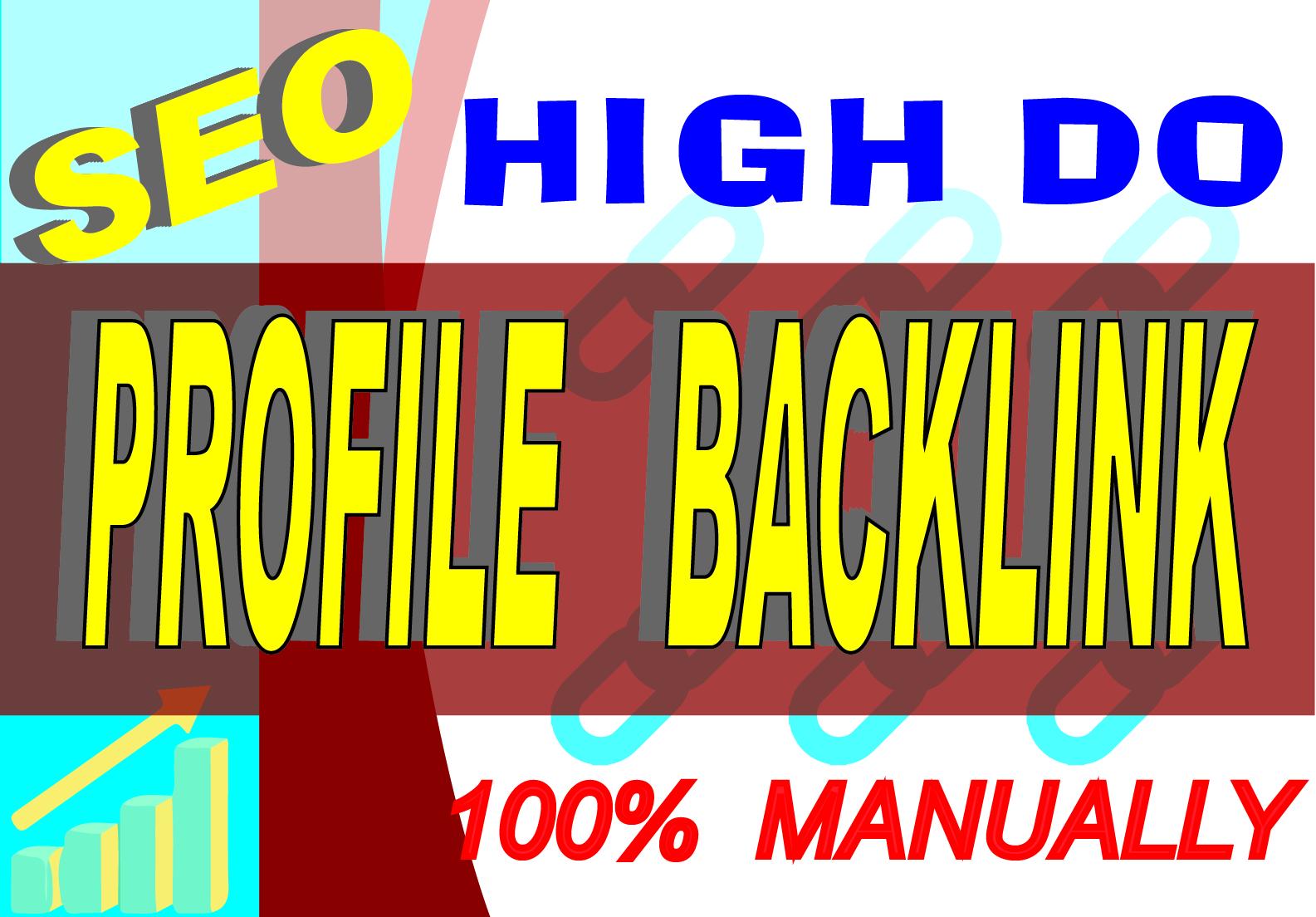 I will create 50 manually web 2.0 backlinks