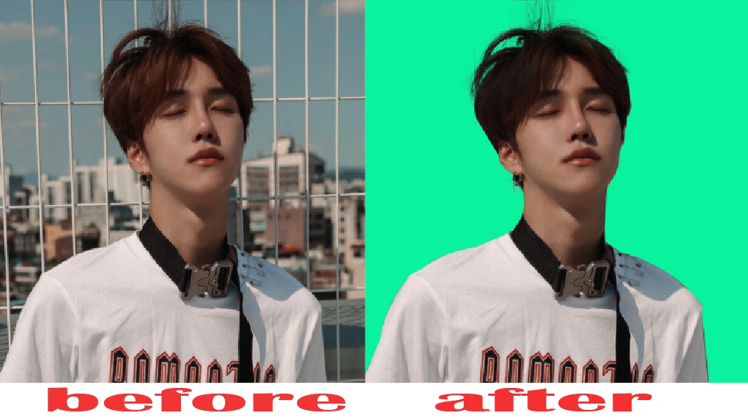 I Will do background remove professionally on Adobe photoshop