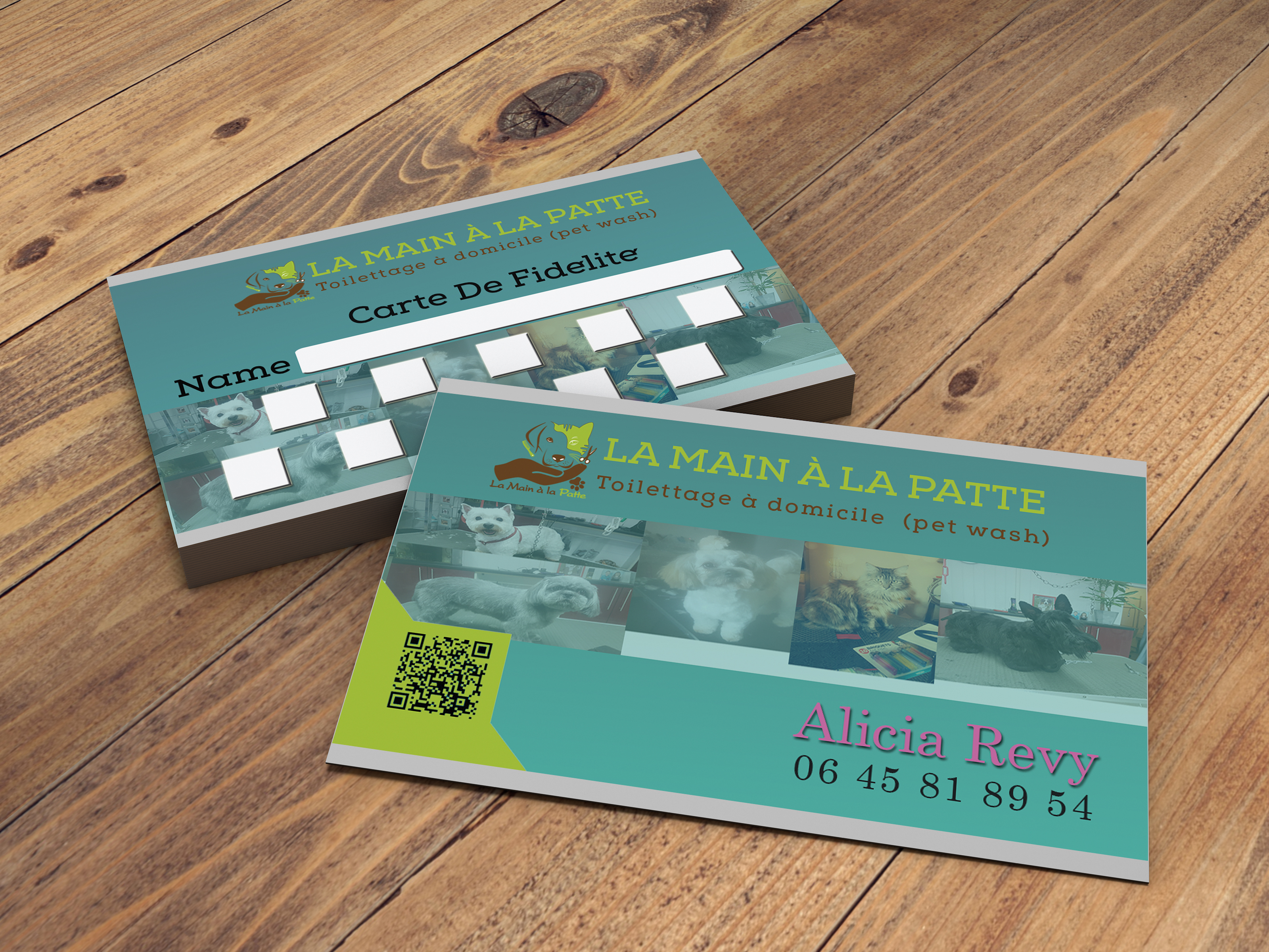 Modern and Corporate business and visiting card. Ready to Print
