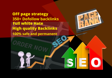 Do 100 Unique high quality dofollow SEO backlinks for google top ranking