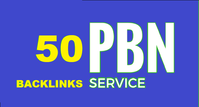 50 PBN Backlinks High PA DA and Blogger Backlink to get fast rankup