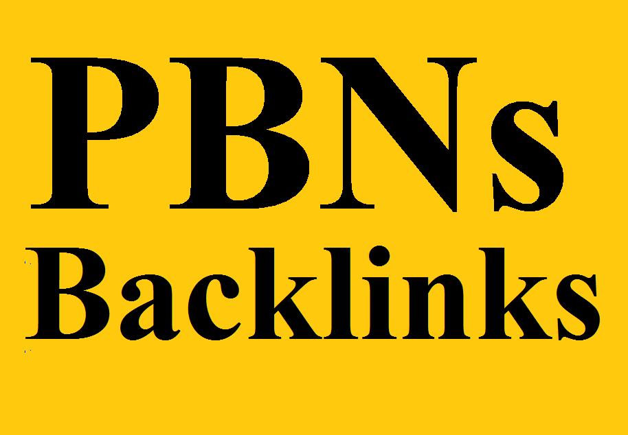 Buy 1 get 1 Free Manually 800 PBNs Blog Backlinks - DA 70+ For all type of website