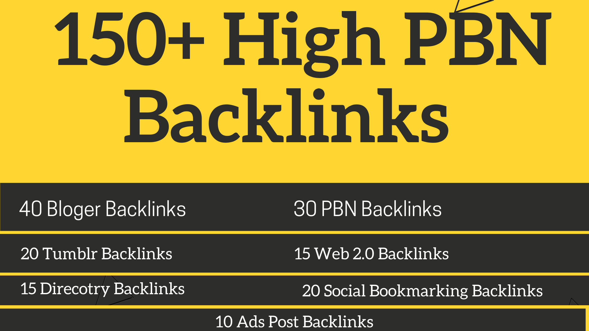150+ High PBN Backlinks Get rank up your website