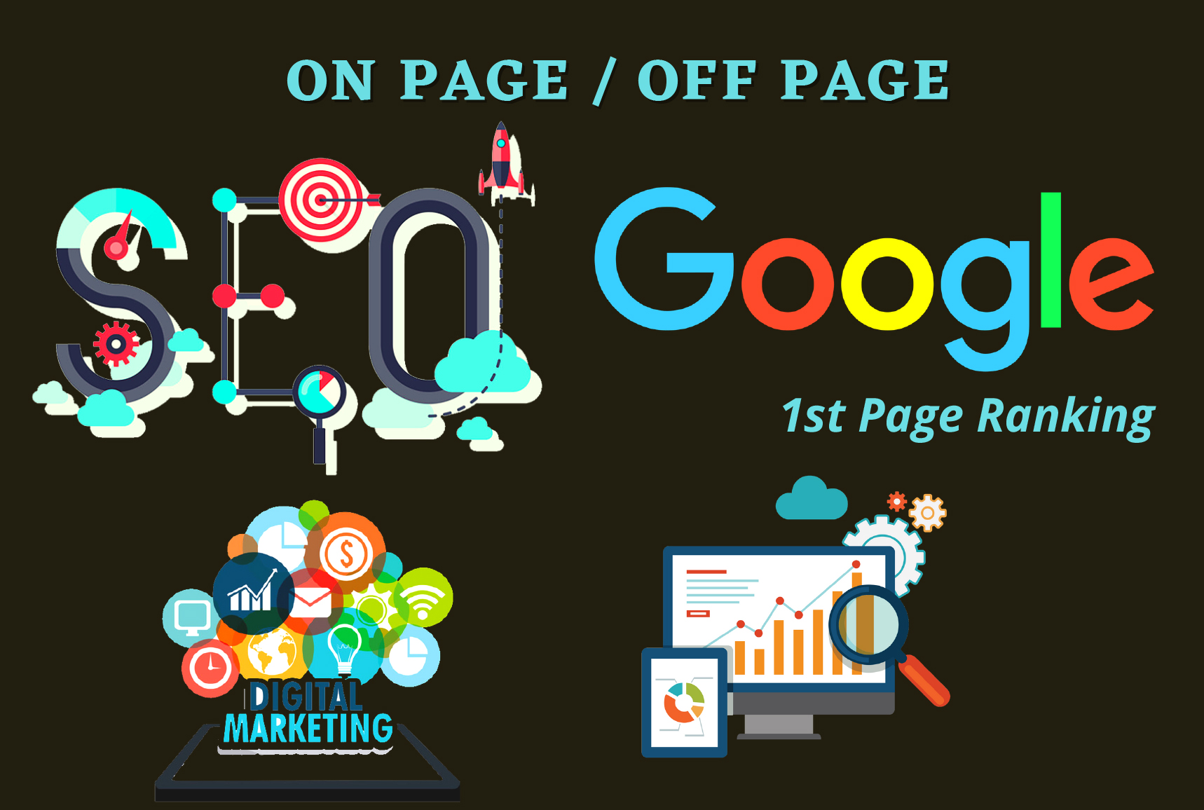 Rank Your Website on Google 1st Page With Powerful White-Hat Method