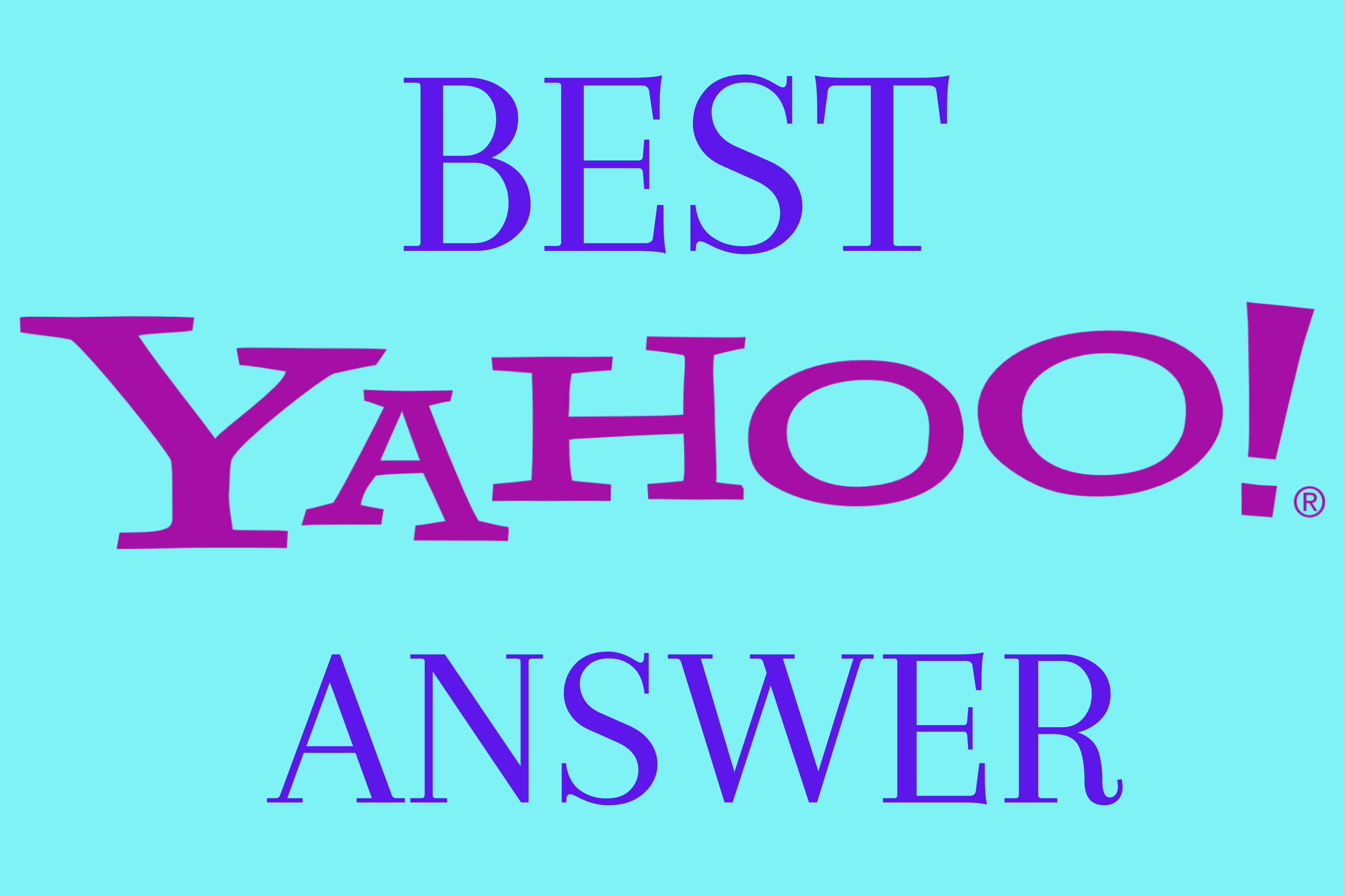Grow Up Your website 10 High Quality Yahoo answers with your URL and KEYWORDS From Level 3 Account