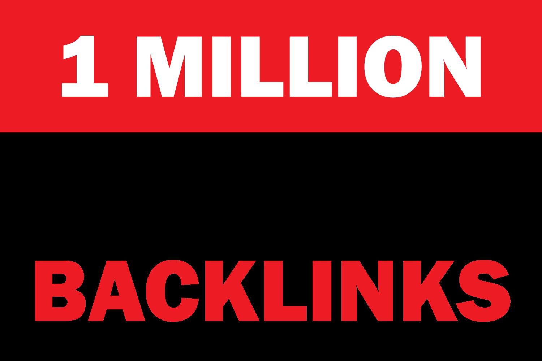 1 Million GSA SER Verified Backlinks For Faster Index on Google and Rank your website