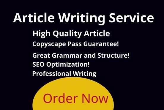 I will write an engaging technology blog or article for you