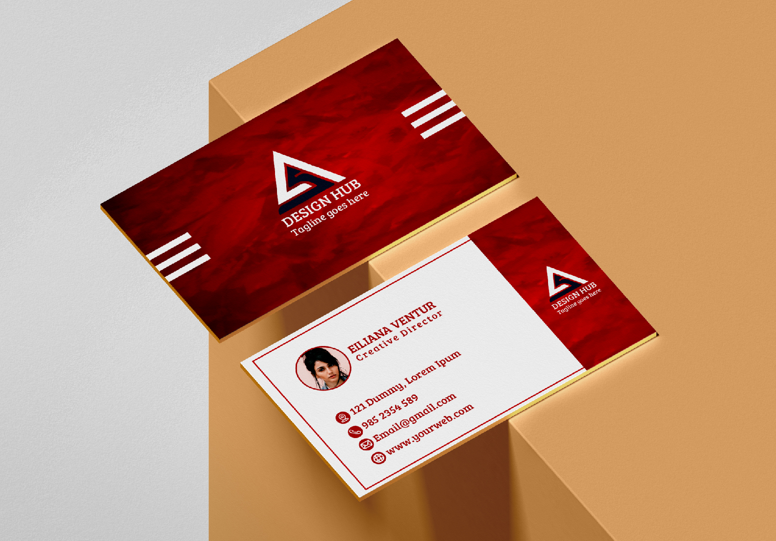 I will design professional and creative business card within 24 hours