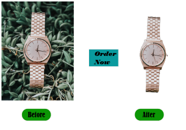 I wiil do professionally remove background from 10 images