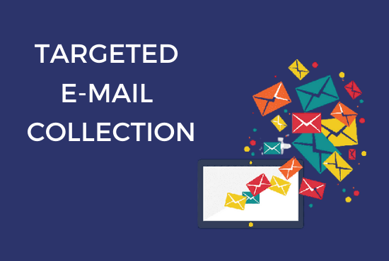 I Will Provide Niche Related 1000+ Active Email List For Email Marketing