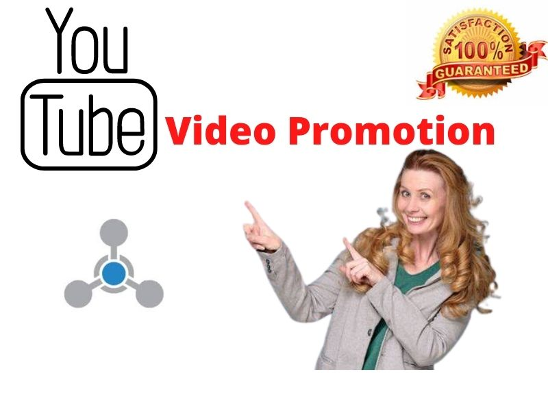 I will do absolute youtube video promotion