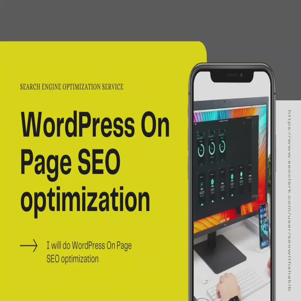 I will do Complete On page SEO for WordPress