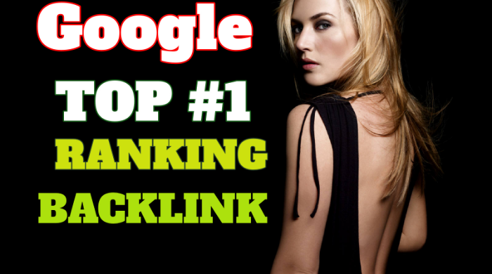 Improve Your Adult Website 300+ Backlinks Ranking On Google