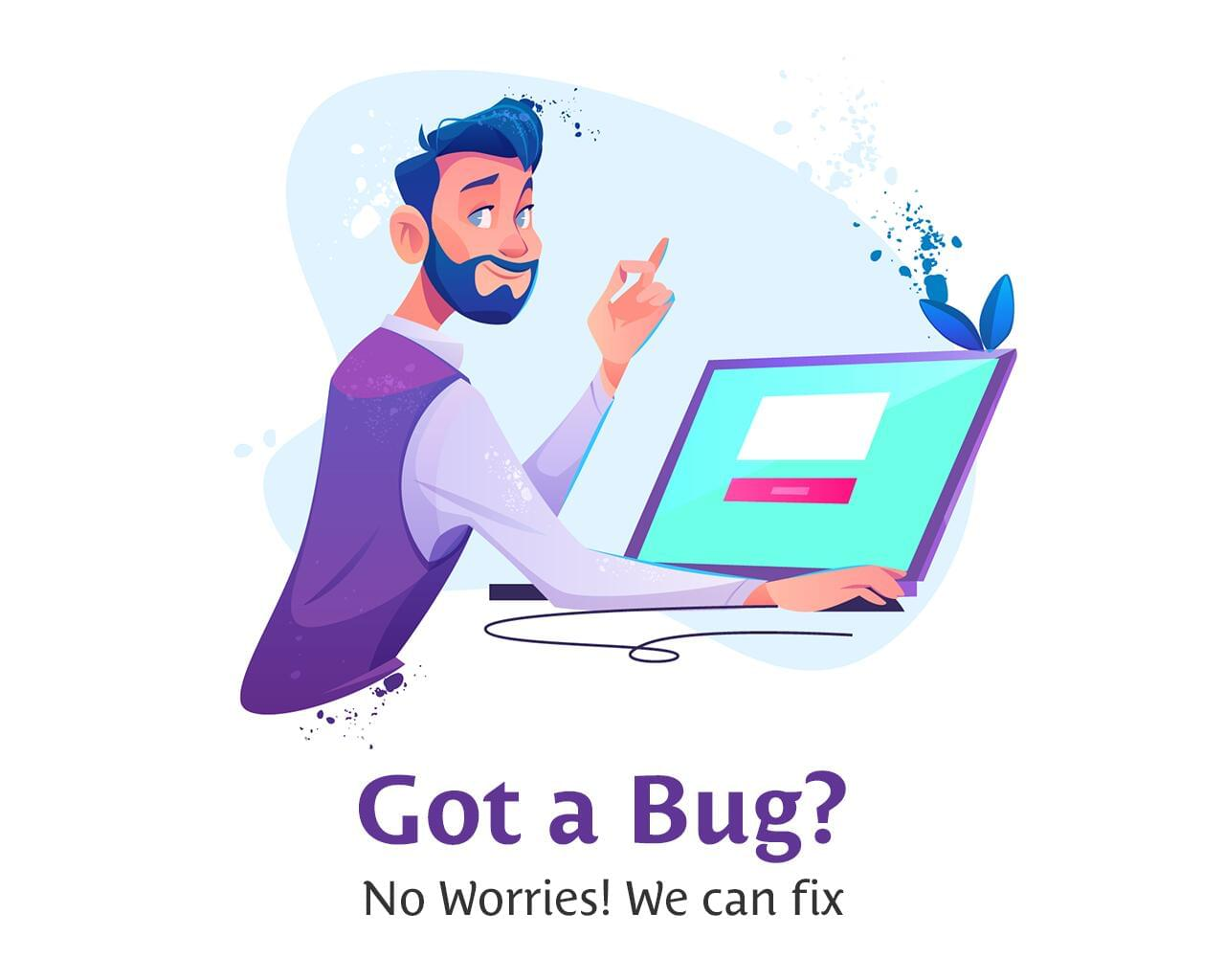 I will do any html css bug fixing or add new feature