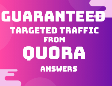 Get Targeted Traffic from 60 HQ Quora Answers