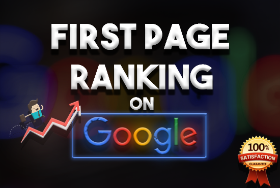 Offer Guaranteed 1st Page Ranking on Google SEO Service
