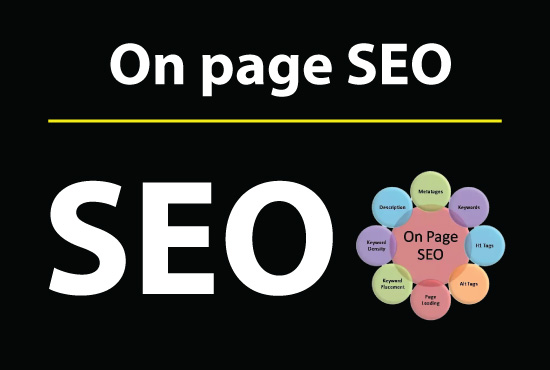provide onpage SEO that actually rank to google