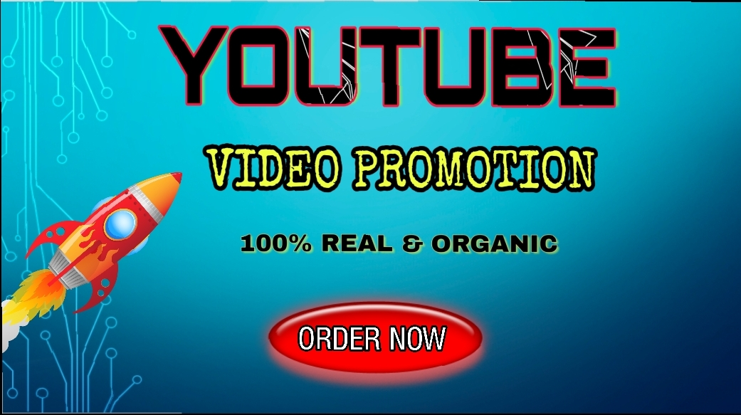 Best YouTube Package Promotion All In One Services Instantly 24 hours Delivery
