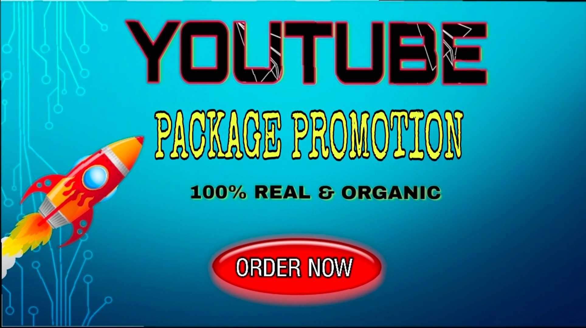 Best YouTube Package Promotion All In One Services Instantly Delivery