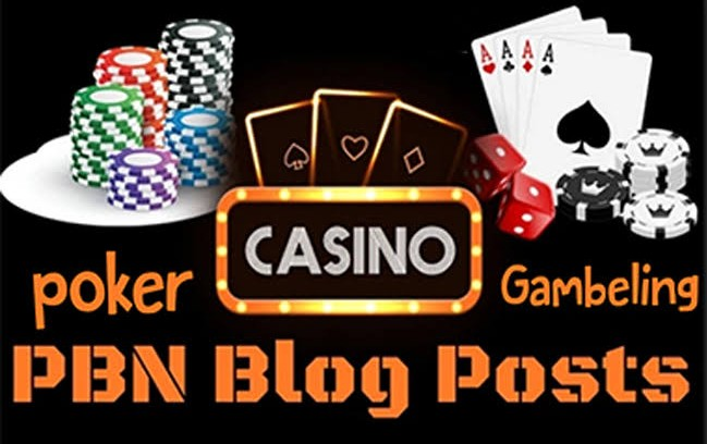 Exceptional 5000 poker/club/gambeling and so forth Sites DA 40+ PA 35+ PR 5+ Web 2.0 5000 PBN
