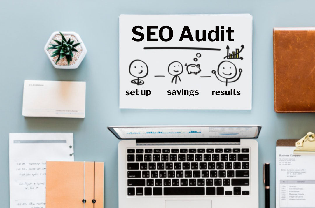 I will do completely find in website SEO audit report