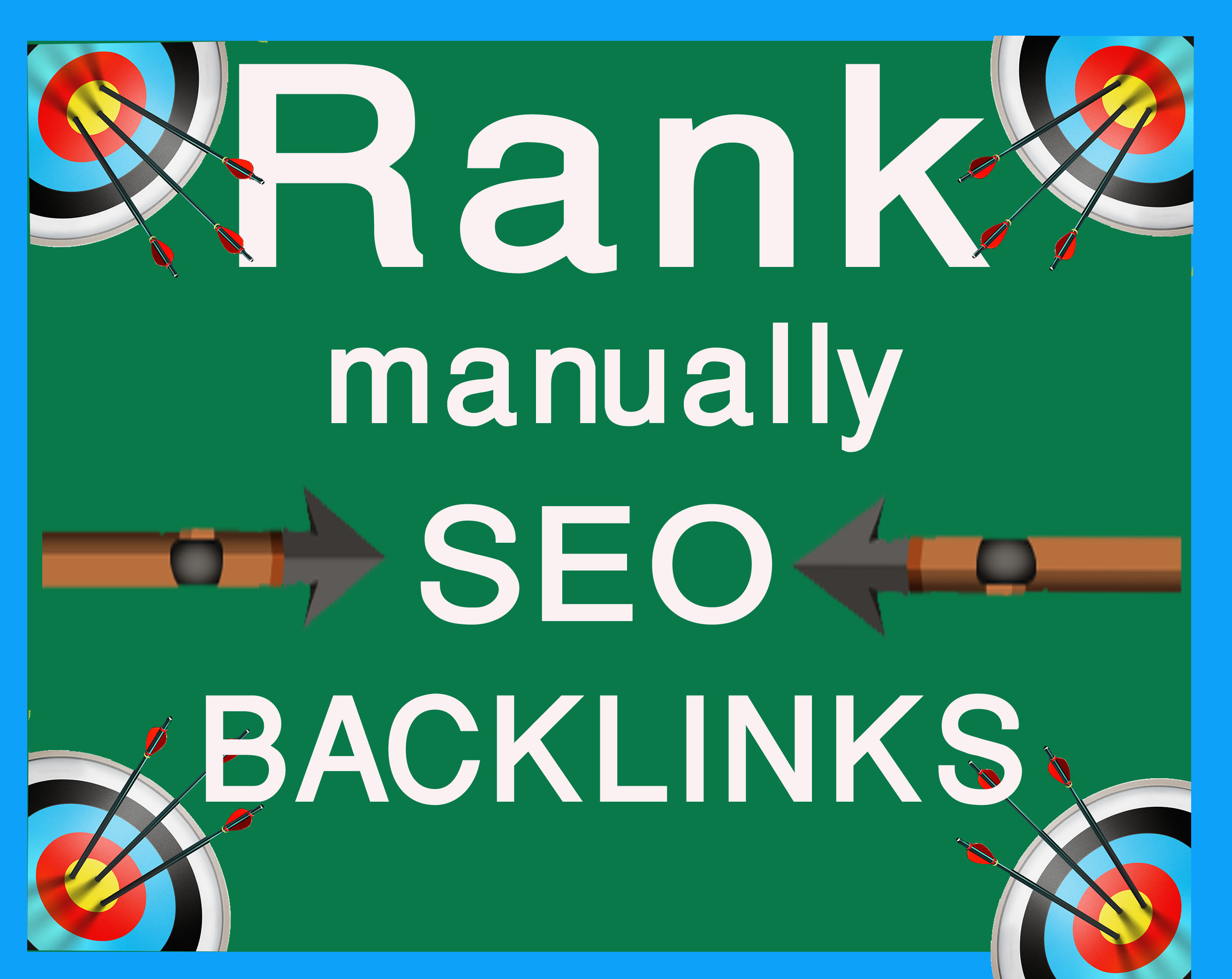 I will increase your Google ranking to 100 high quality live manual SEO backlinks in just 5 days.