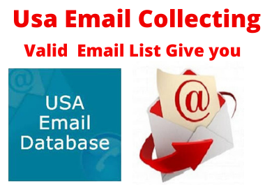 I will be your 5k usa email list for marketing increase your business