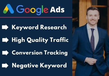 I will Set Up your Google Ads PPC Campaigns