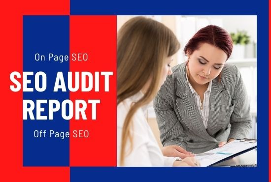 I will provide expert SEO audit report,  competitor website analysis
