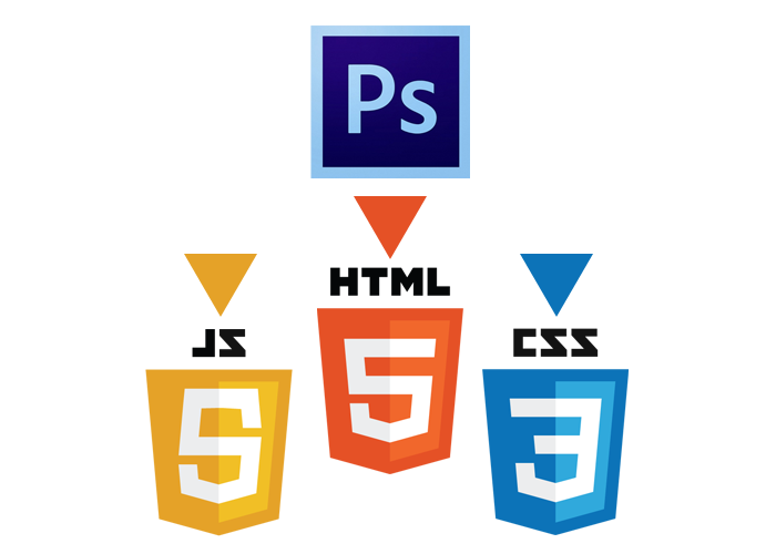 I Will Modify PSD to HTML5,  CSS3 and JS