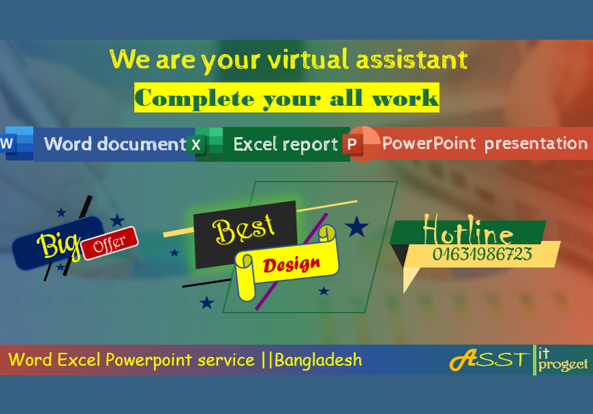 I will be your virtual assistant for data entry,  data mining,  copy paste and web research