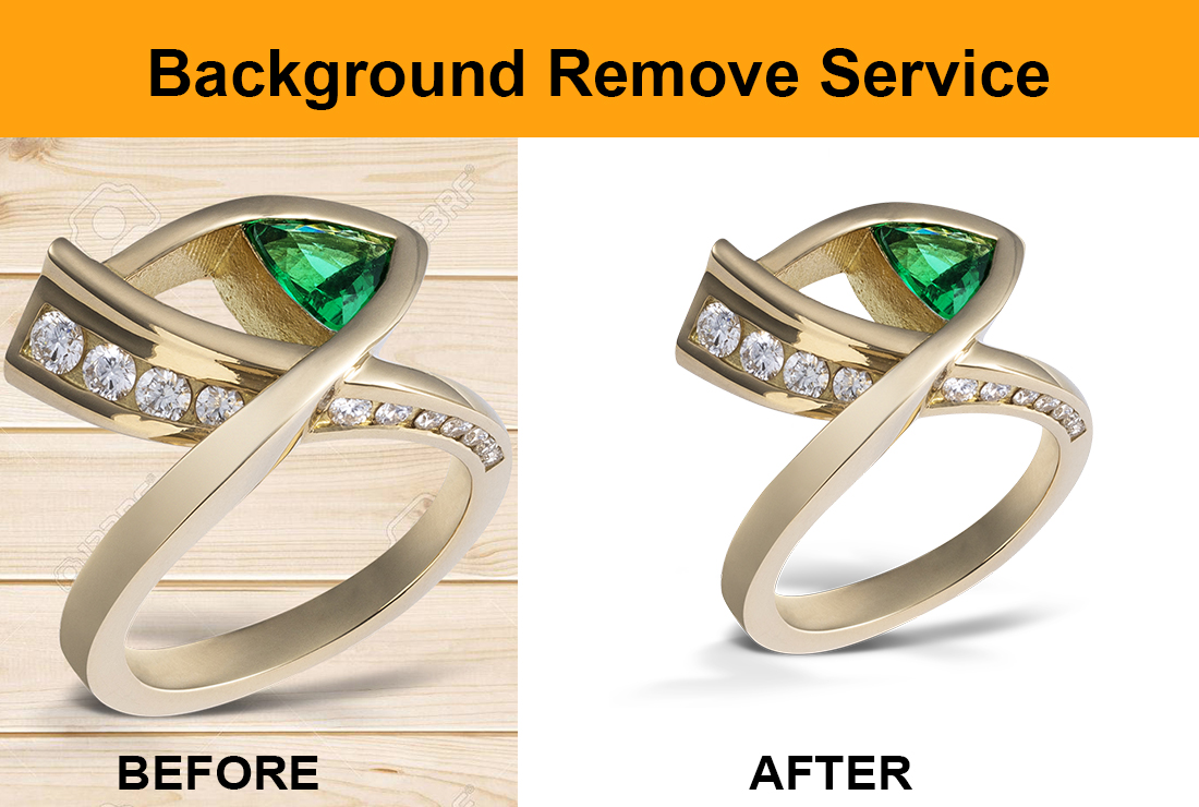 I will remove background of amazon,  ebay products & any other 5 images quickly