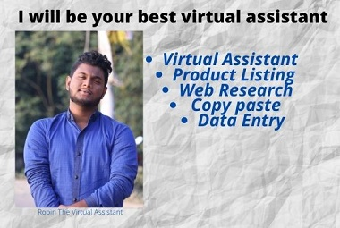 I will Be Your Best Vitual Assistant