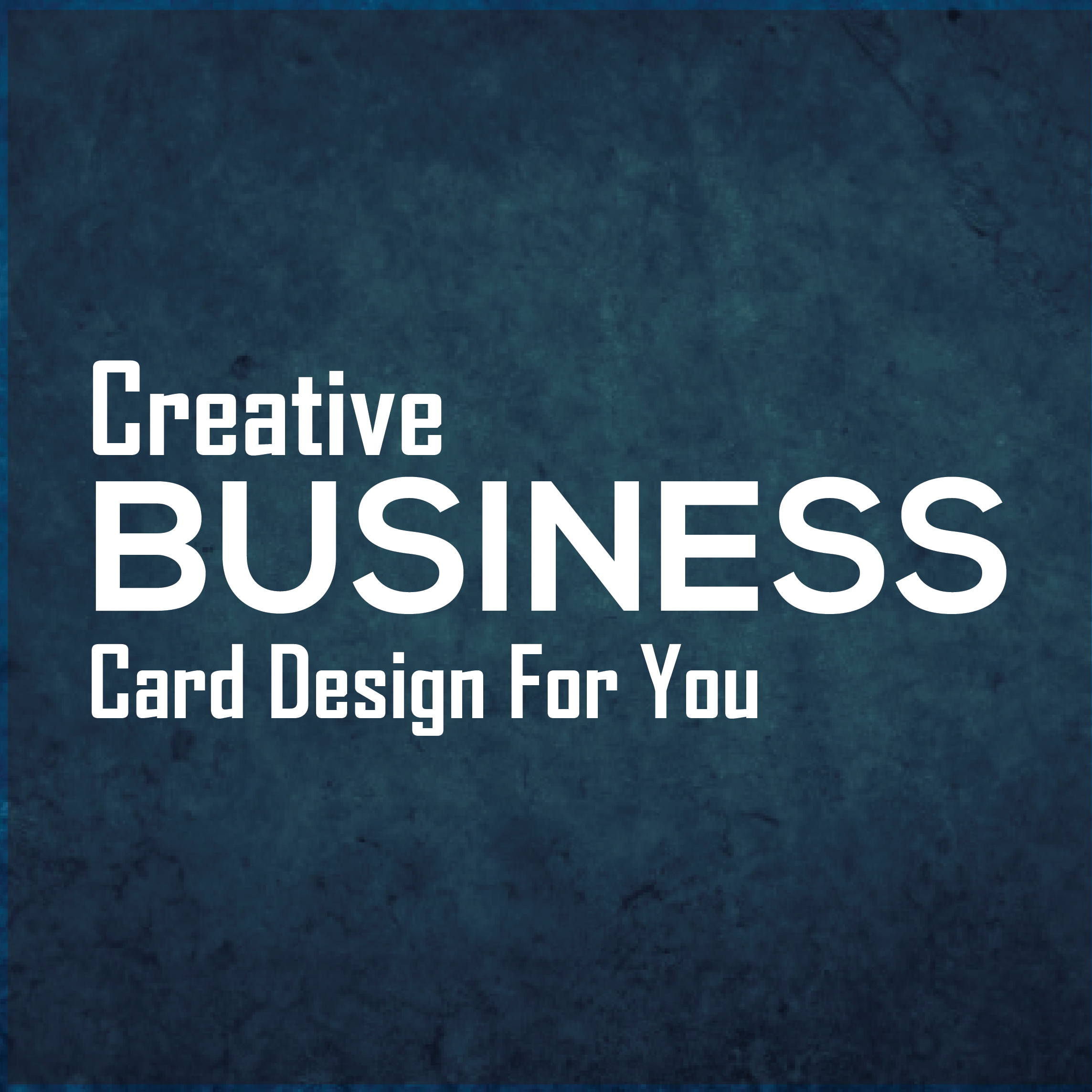 I will design attractive business card for your business