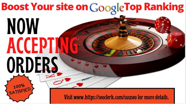 99+ CASINO/Gambling/Sports Betting/Judi bola PBN Backlinks on high authority sites