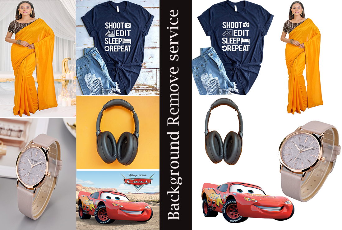 I Will do Photo Background Remove Retouching Images color changes & Resizing photo
