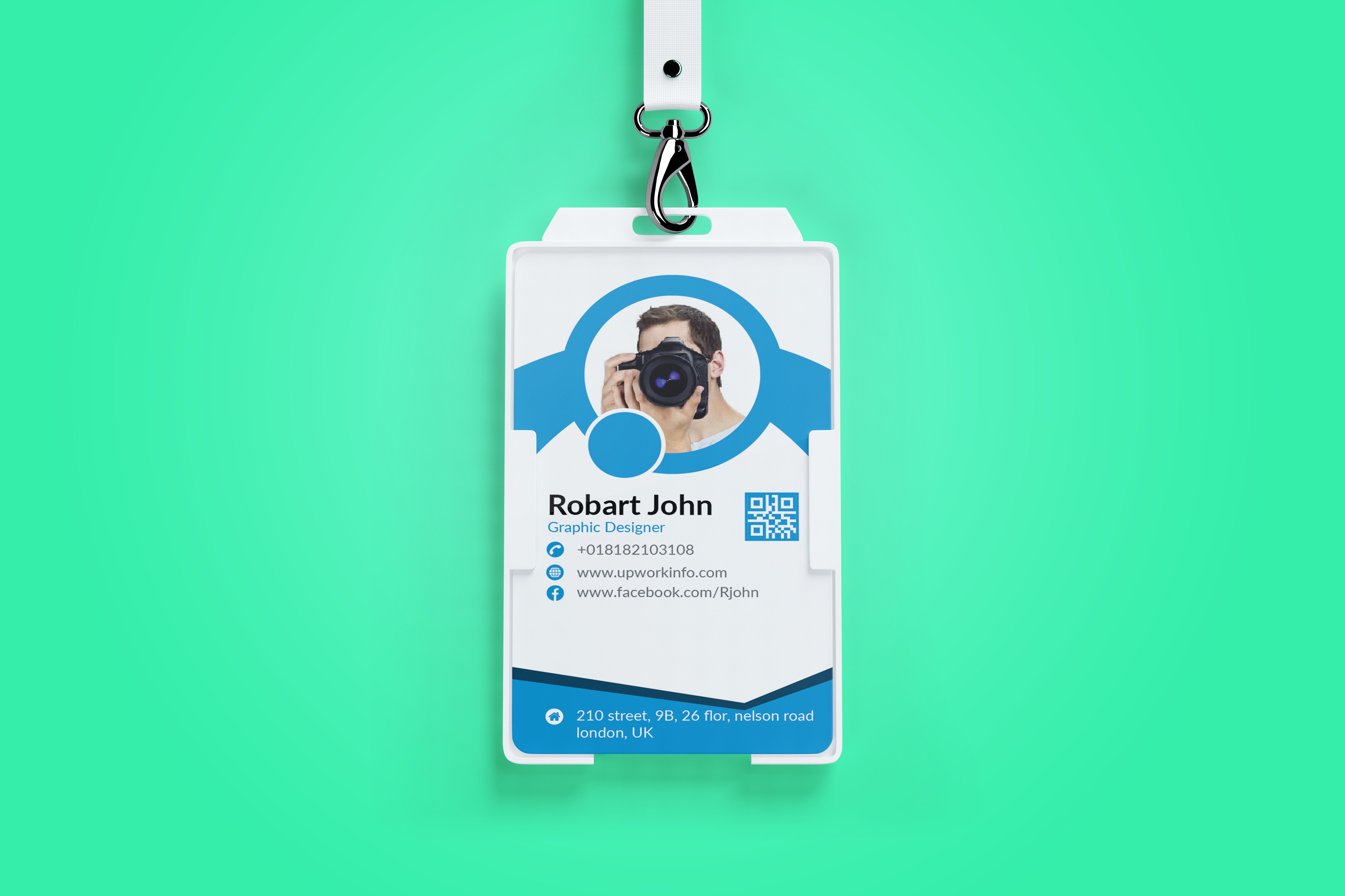 Business card Desing  Id card design(2 concept)