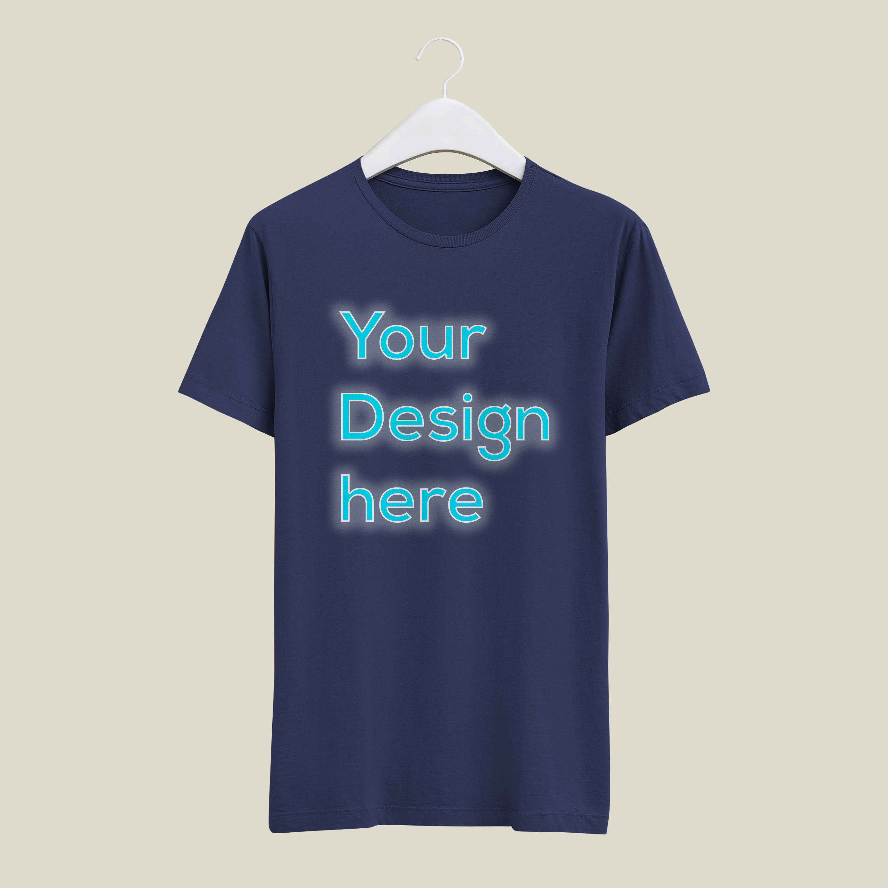 I will do create your logo or text eye-catching mock-ups design
