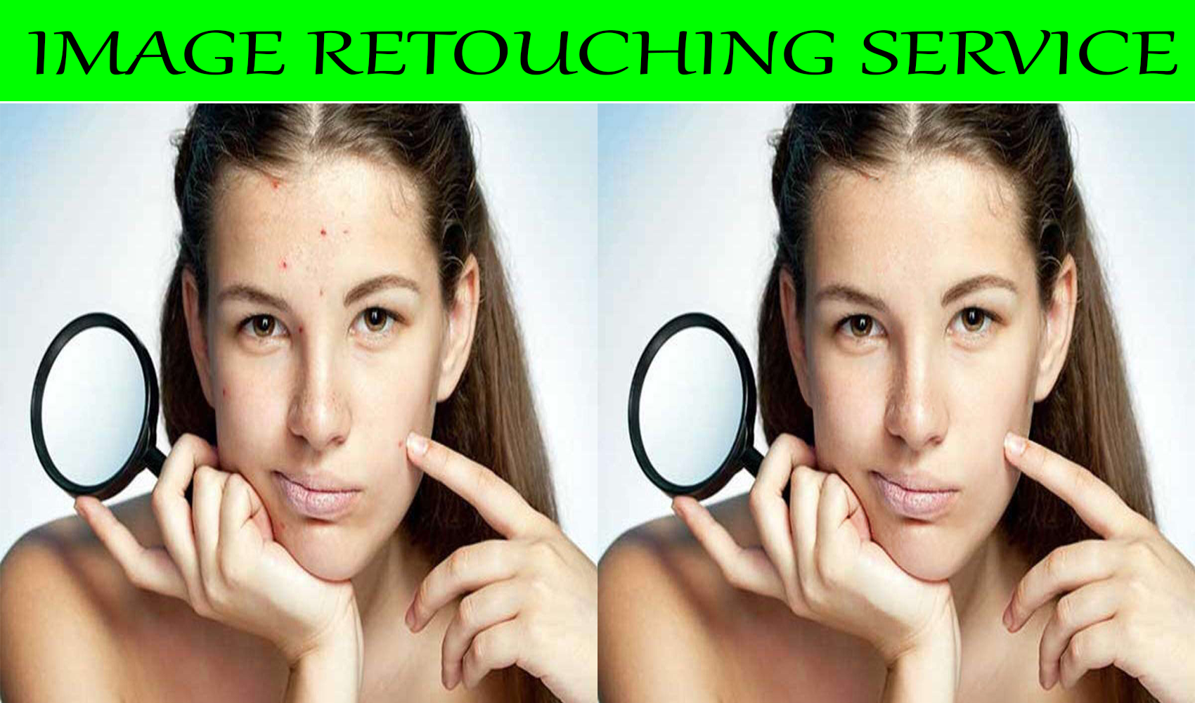 I will do image retouch of your photo