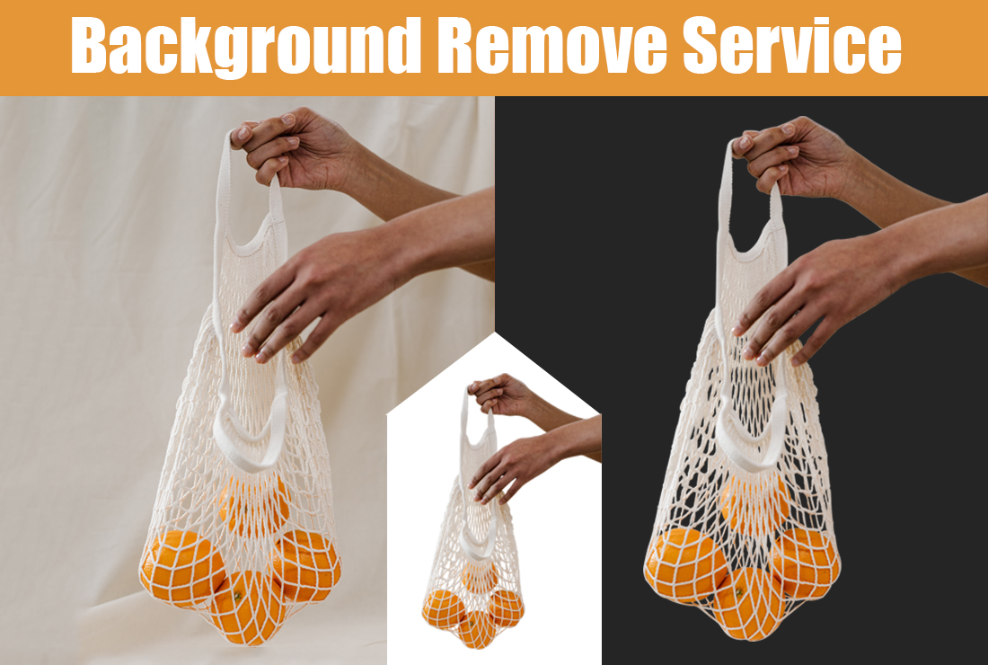 I will do professional photo background removal express delivery 24 hour