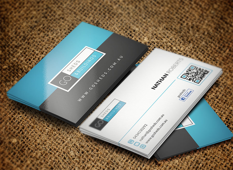I will design professional minimalist and luxury business card