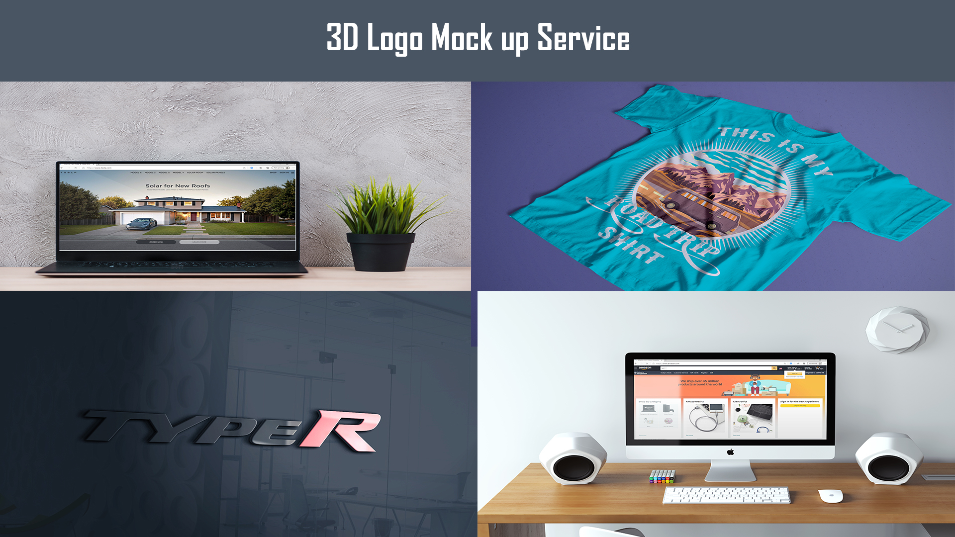 I will give you all kind of mockup services