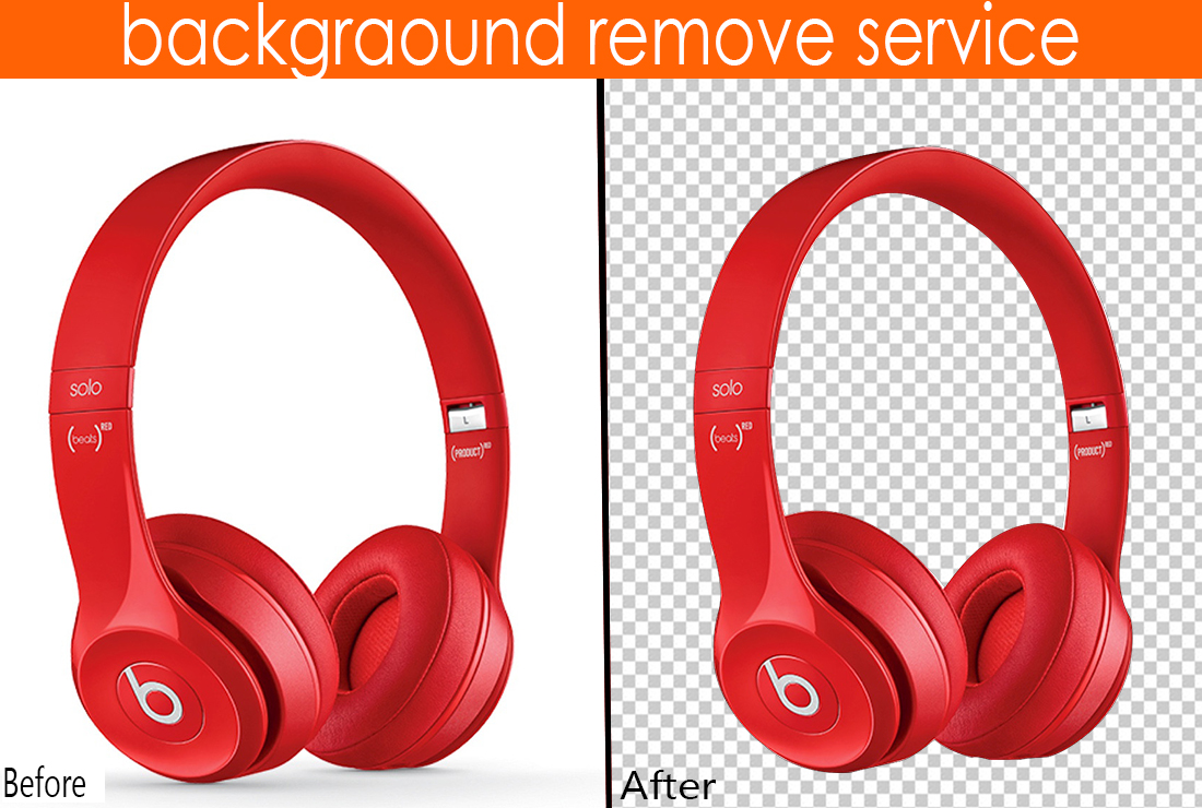 I will do photo background removal 10 image