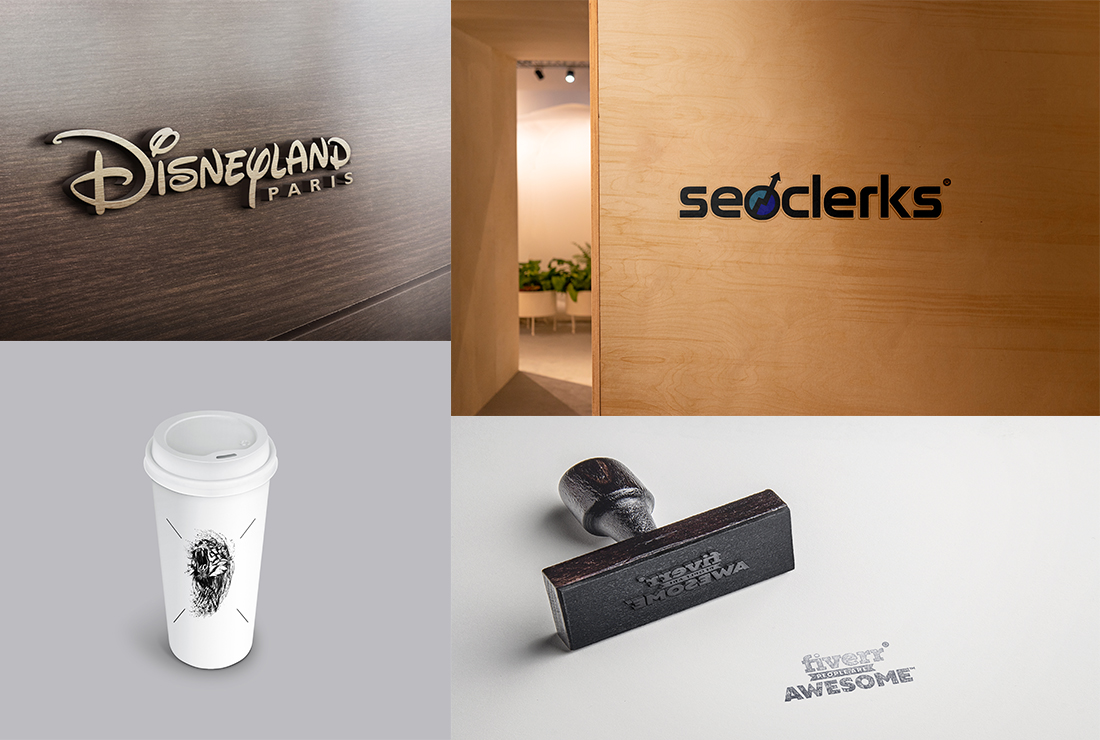 I will create awesome 3d mockup of your design and logo