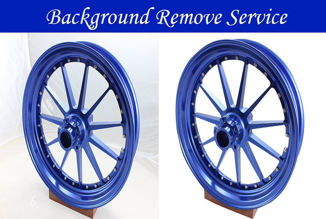 I will do background removal 2 images within 4 hours