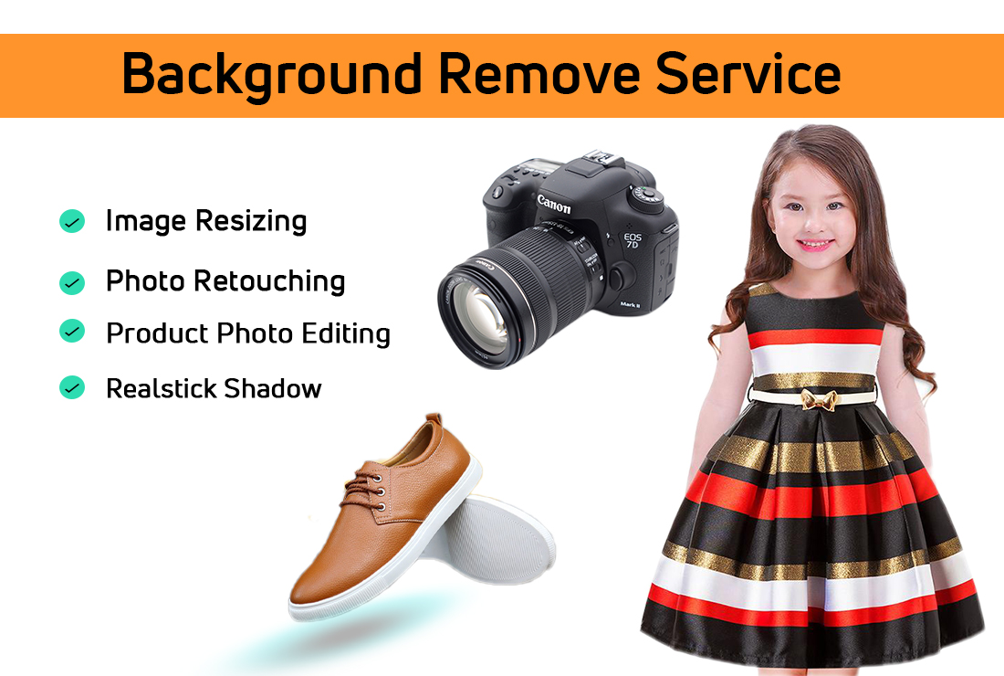 I will deliver amazon photo background removal service two images