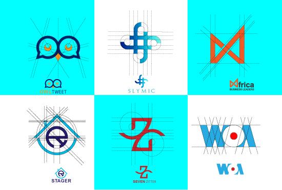 i will do simple logo modern logo, minimalist logo design