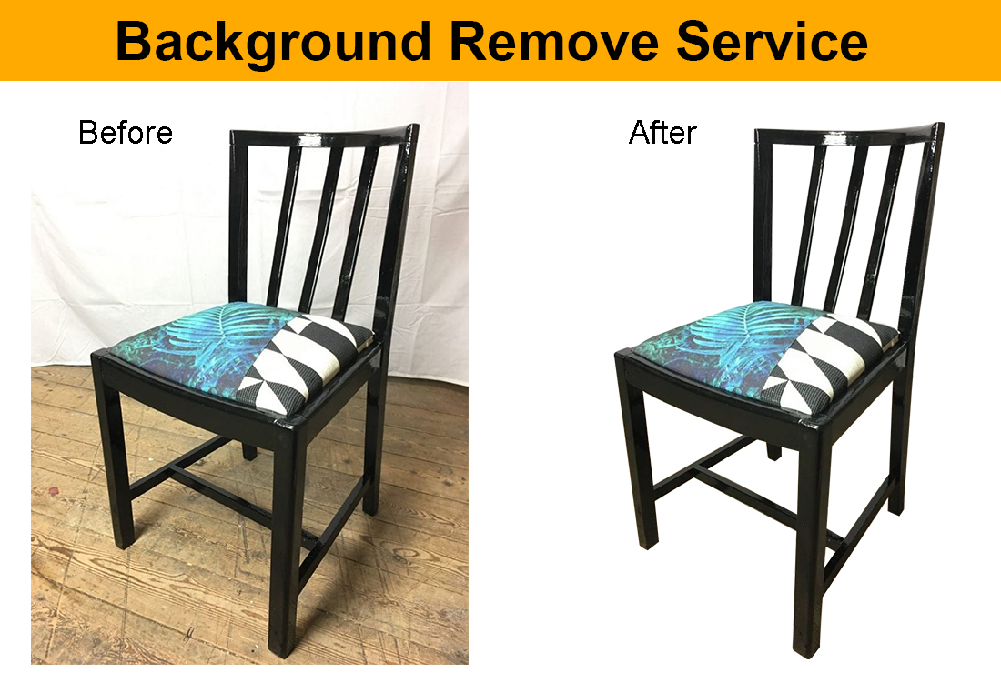 I will do background remove for amazon product 2 image professionally