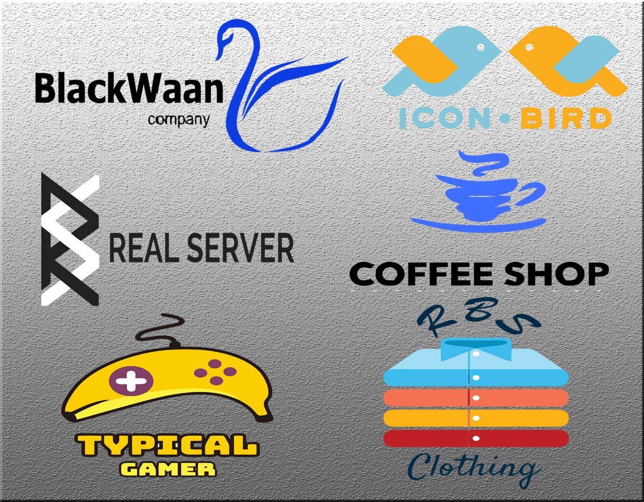 I will design creative and modern logo